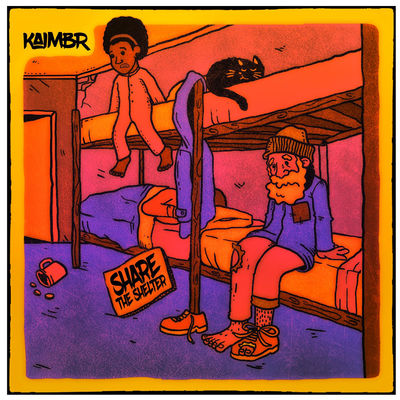 Kaimbr - Share The Shelter - Album Download, Itunes Cover, Official Cover, Album CD Cover Art, Tracklist