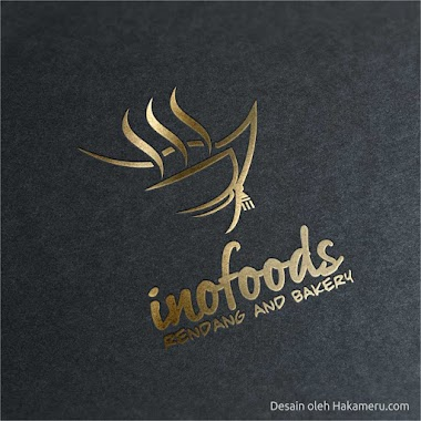 Desain Logo Untuk UMKM InoFoods