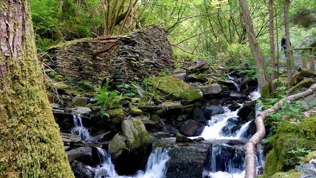 Molino en ruinas - Camino a la Cascada Salgueira