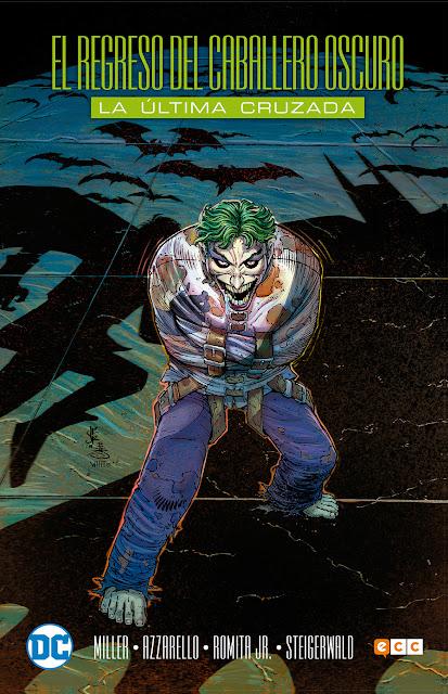 """""""Batman. El Regreso del Caballero Oscuro: La ultima cruzada"""""""