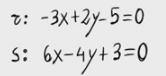46. Posición relativa de dos rectas 4