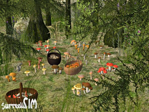 Surrealisim Sims 2 Downloads