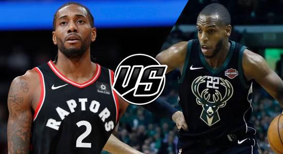Image result for Toronto Raptors vs Milwaukee Bucks