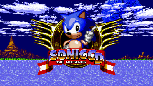 This week Apple Store has highlighted $2.99 Sonic CD By SEGA as 'Free App of the Week' on App Store. That means you can download and enjoy this $2.99 worth game Sonic CD at no charge this week