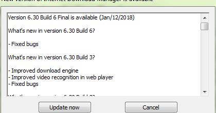 IDM 6.30 Build 6 Update 12 January 2018 Working - FREE SERIAL KEY IDM