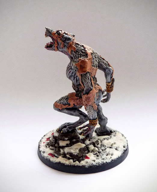 Forge World 2012 Event-Only Skin Wolf