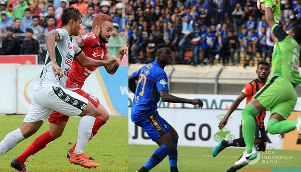 Persib Bandung Kirim Semen Padang ke Liga 2 Musim Depan