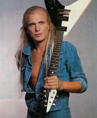 Valvulado Michael Schenker Group Hard Rock Heavy Metal Guitar Germany