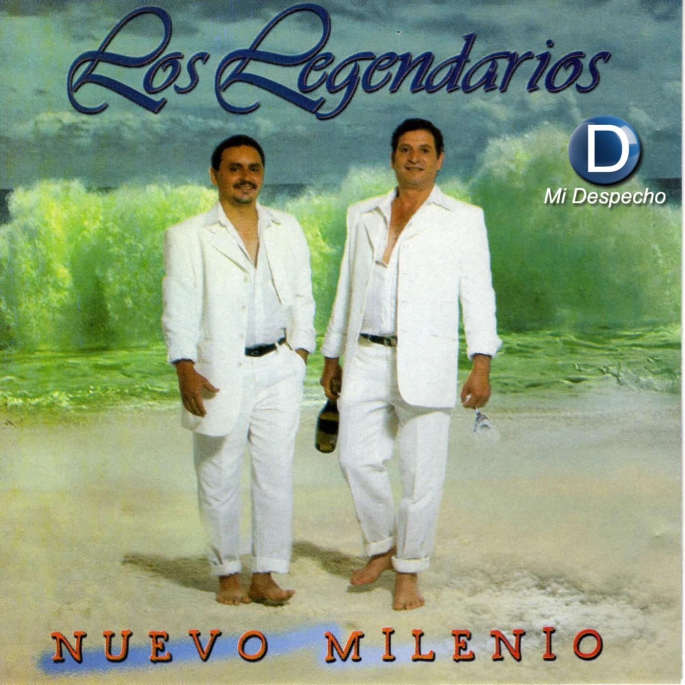 Los Legendarios Nuevo Milenio Frontal