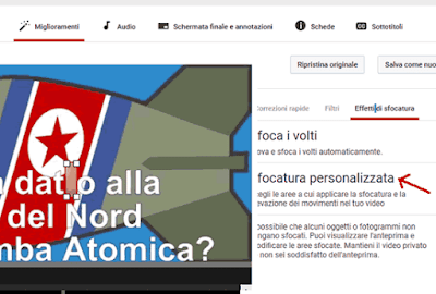Come sostituire un video su Youtube