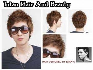 Gambar Model Rambut Pria TerbaruGaya Rambut Jepang Korea Harajuku 10