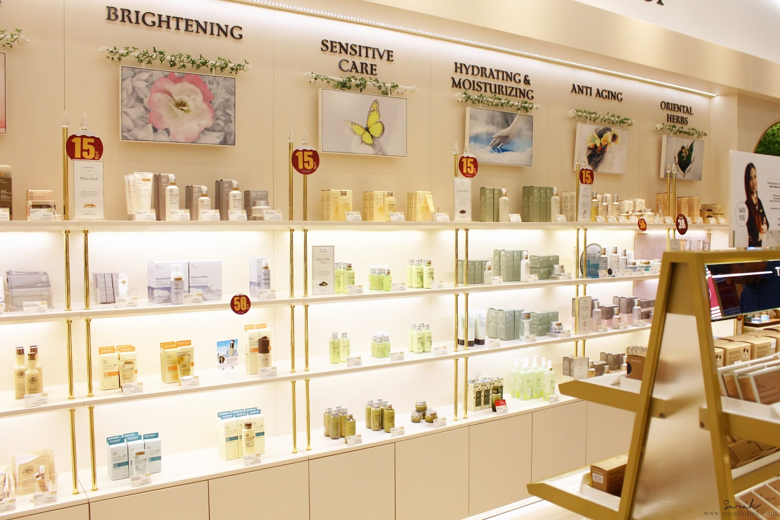 The Face Shop Flagship Store Pavilion Kl Small N Hot