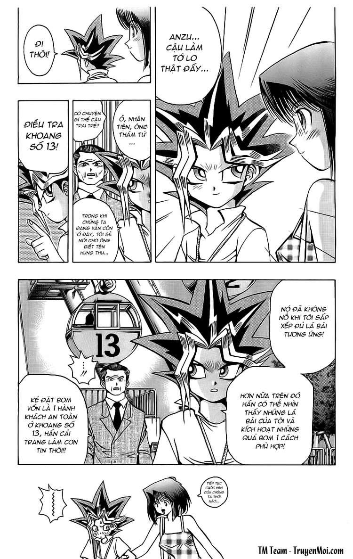 YUGI-OH! chap 45 - số 13 đáng ngờ trang 21