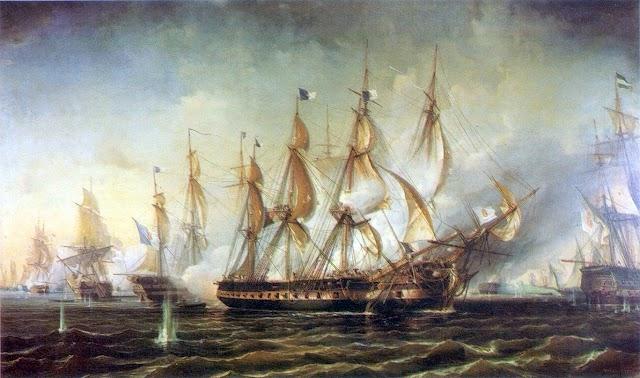 La armada invencible 9. La batalla de Gravelinas