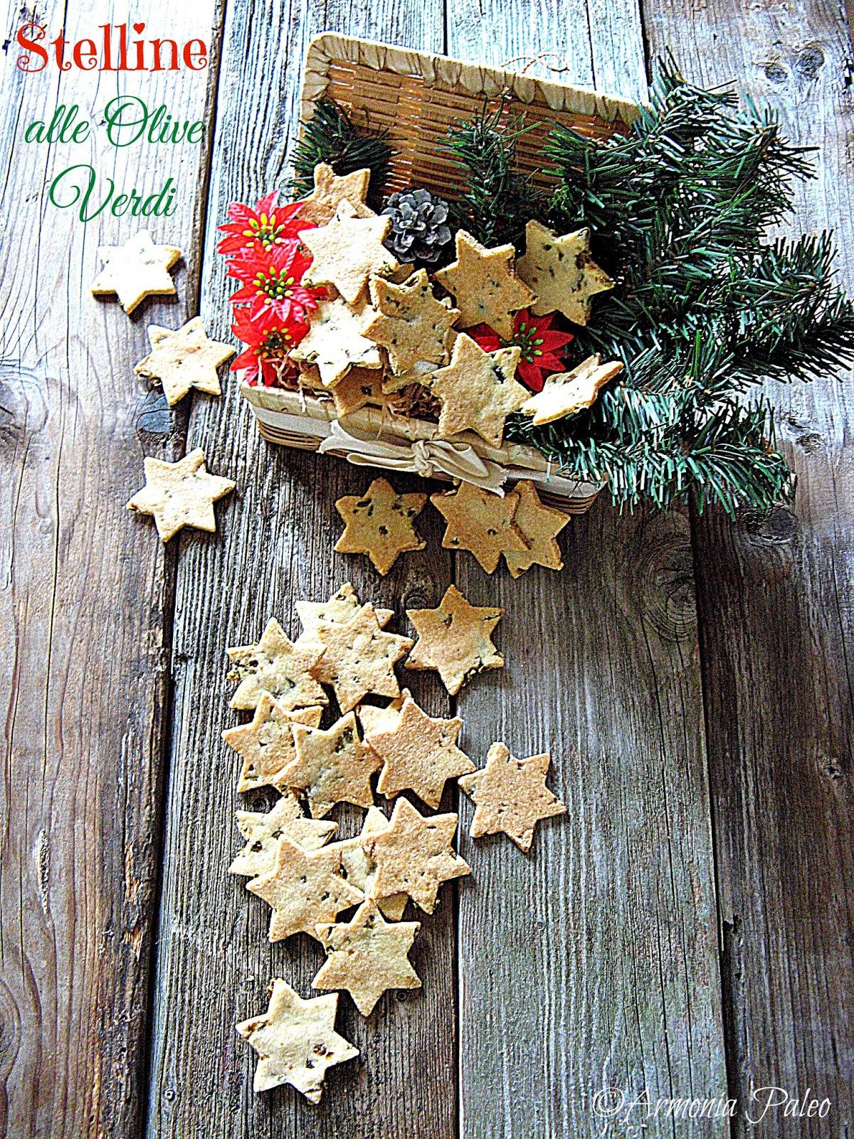 Proposte Menù delle Feste di Natale 2014 di Armonia Paleo