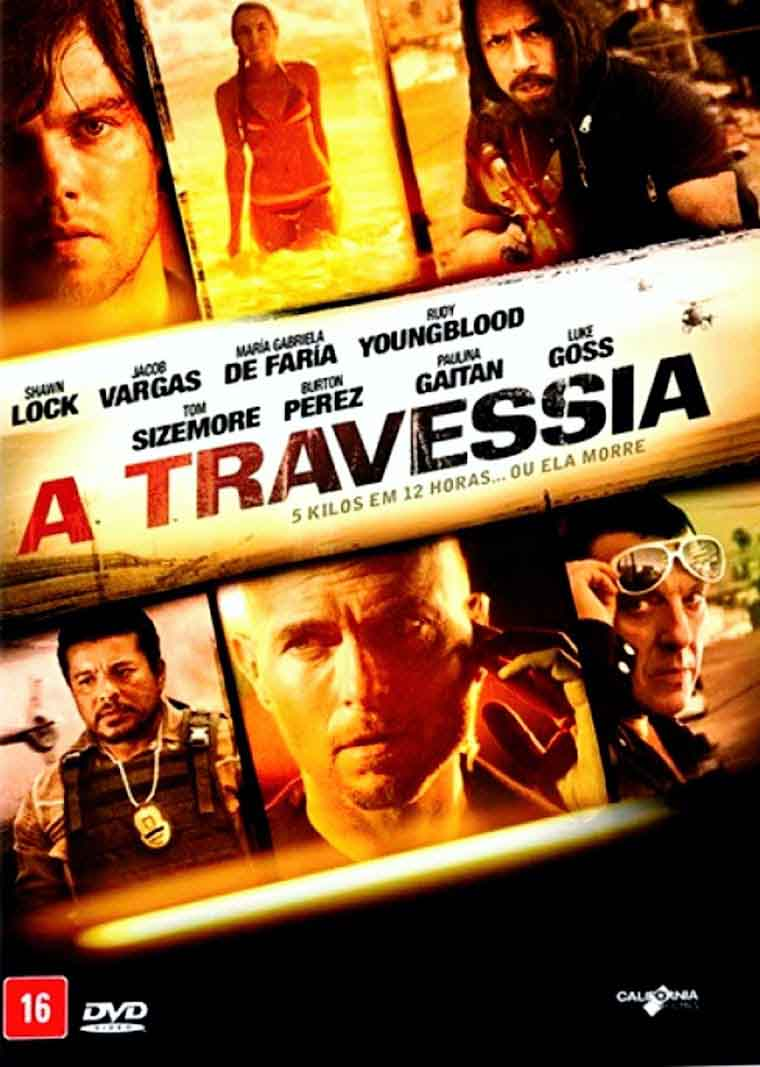 A Travessia Torrent – WEB-DL 720p/1080p Dual Áudio (2017)