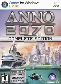 Download Anno 2070 Complete Edition Repack Version PC Game