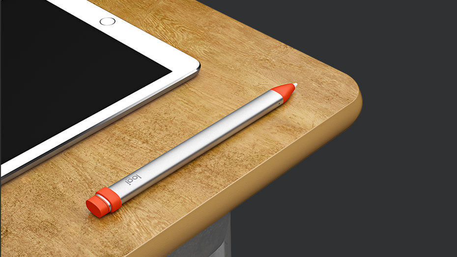 Logitech's Crayon For iPad Is Accessible To Everyone September 12