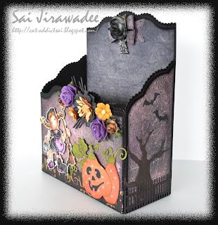 Magnolia Tvi Tvi Tvi Tilda Halloween Box