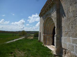 Ermita románica de San Salvador