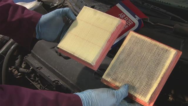 How Often Should You Change Your Air Filter >> Replacing The Air Filter Sarah S Blog