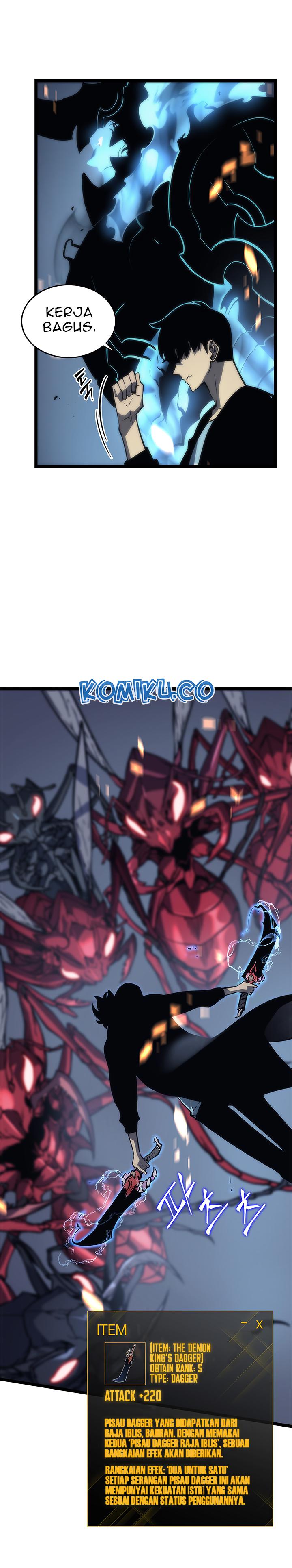 Baca Komik Solo Leveling  Chapter 101 gambar urutan 17