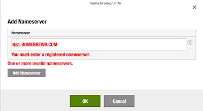 Δημιουργία Nameservers για VPS ή Dedicated Servers hosting 1