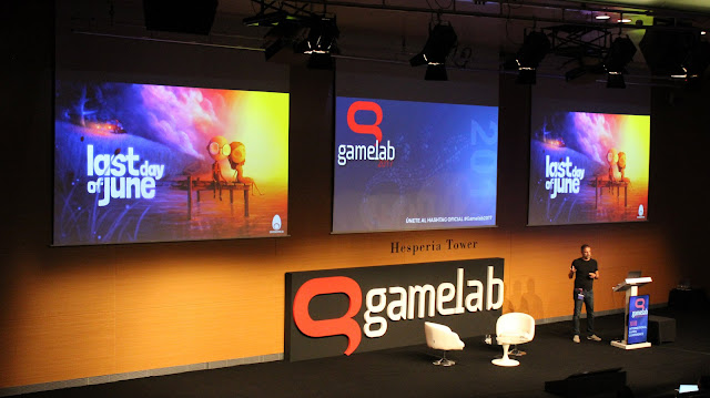 Massimo guarini, gamelab2017, gamelab,