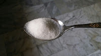 One teaspoon of salt