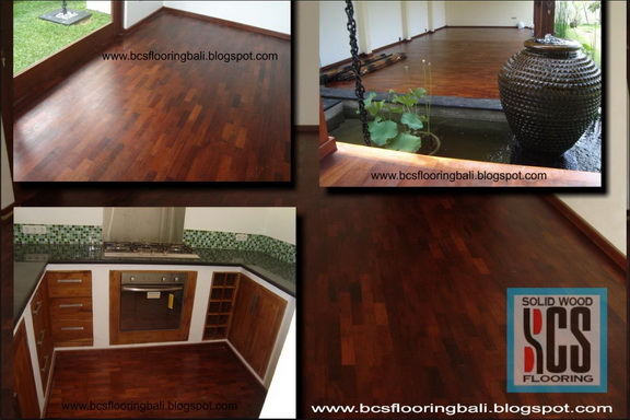 Exotic Solid Merbau Flooring