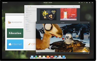 Elementary OS, best Linux Distro for beginners