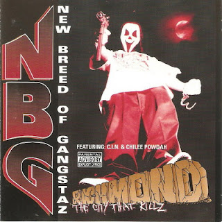 NBG – Richmond The City That Killz (1995) [CD] [FLAC]