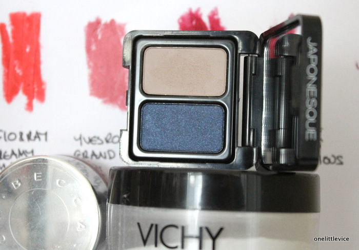 one little vice beauty blog: japonesque velvet touch eyeshadow duo in 05