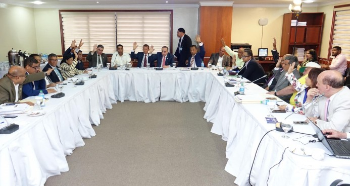 Comisión presentará al liderazgo político los avances en proyecto de Ley de Partidos