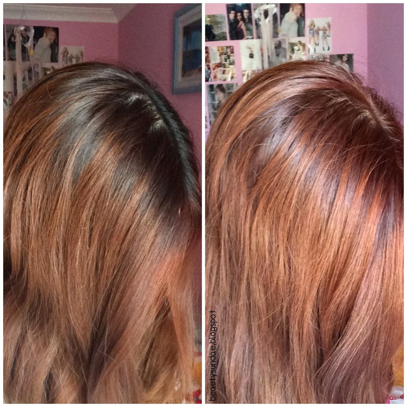 Golden apricot hair color : Restraunt vouchers