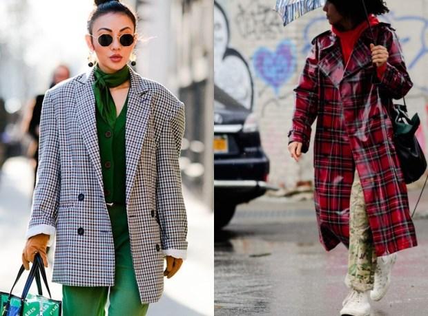 2019 Winter Women's Street Style Fashion Trends