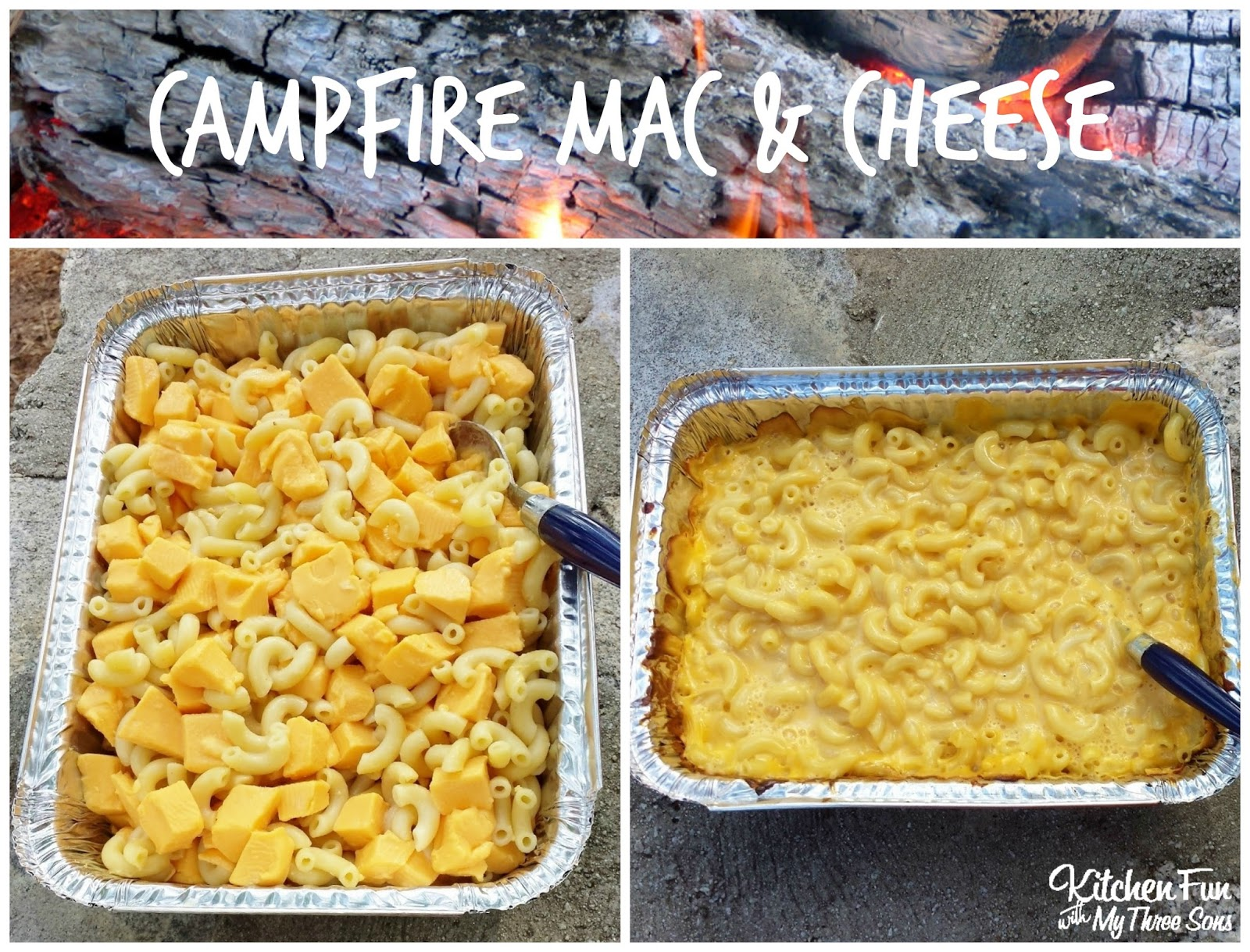 Easy Camp Lunch Recipes
