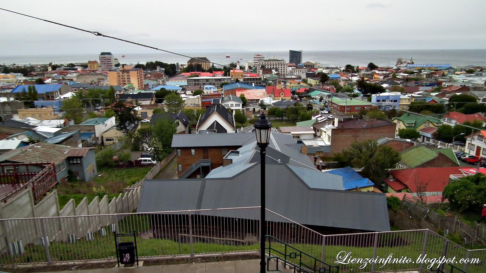Lienzo Infinito Mirador De Punta Arenas