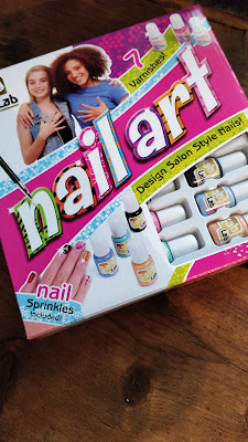 Interplay Fab Lab nail art set review
