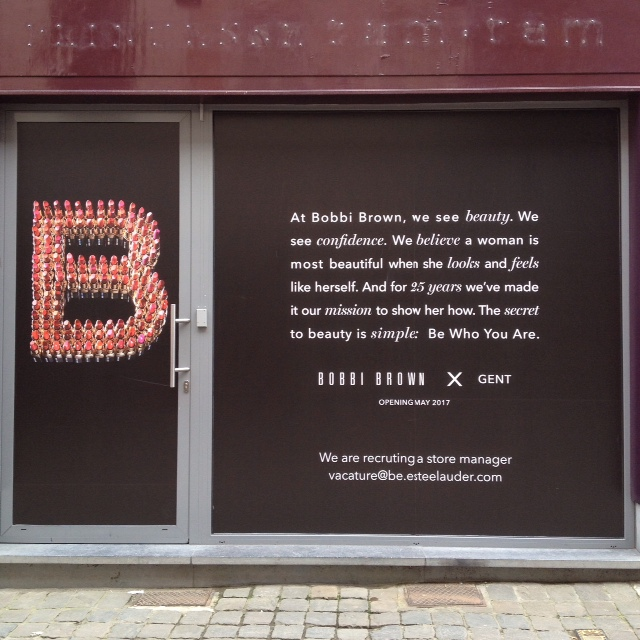 Bobbi Brown Store Gent