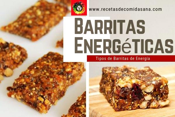 Las Barritas Energéticas son complementos alimenticios que incrementan la densidad calórica en nuestro cuerpo