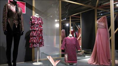 'La vie en rose' en el Museo del Traje