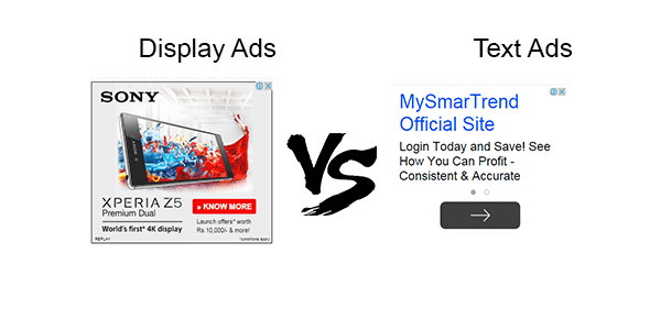 image ads vs text ads image