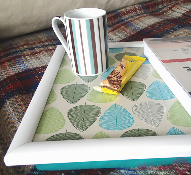 Premier Housewares' Green Leaf collection Lap Tray