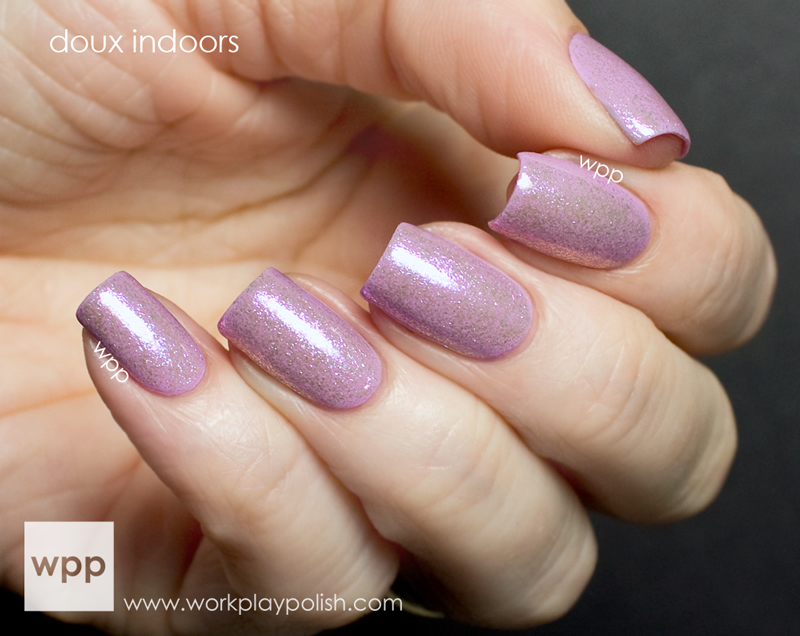 Ruby Wing Doux from the Cupcakes and Champagne Collection