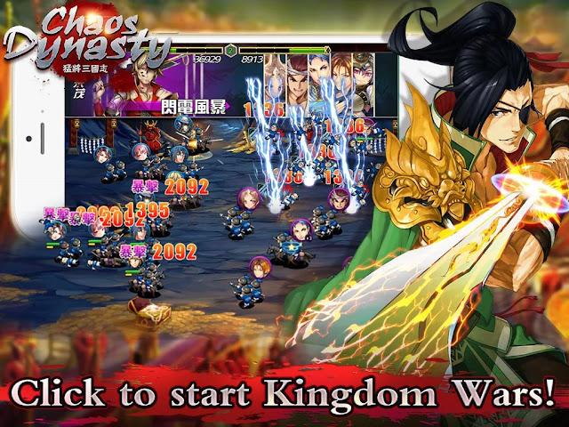 Chaos Dynasty High Damage