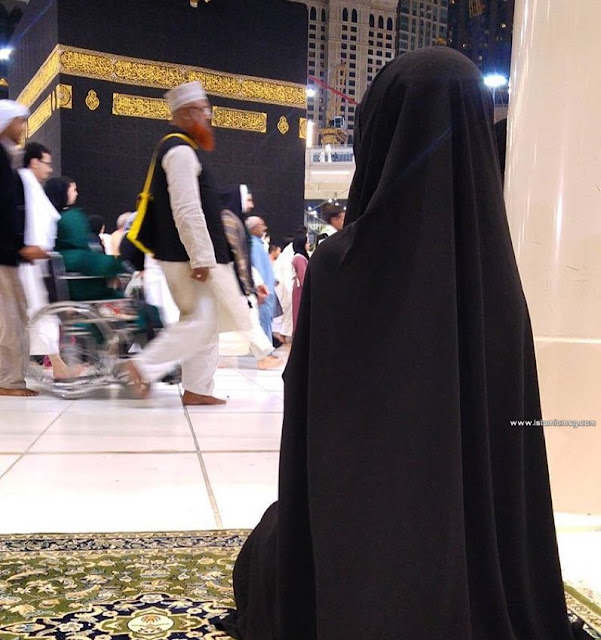 love to kaaba
