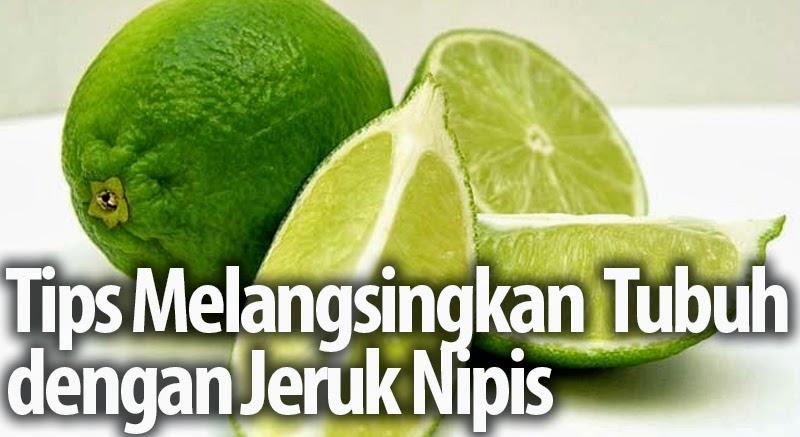 Terapi Jeruk Nipis Untuk Kolesterol Tinggi