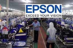 Lowongan Kerja PT. EPSON Indonesia Terbaru 2019