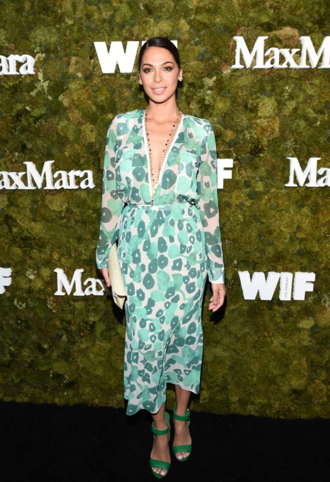 Moran Atias – Max Mara Women In Film Face Of The Future Award Event in West Hollywood